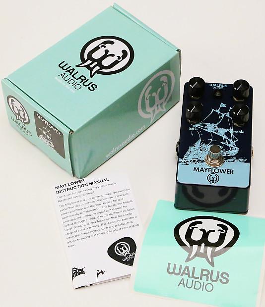 walrus audio mayflower overdrive ludlow guitars reverb. Black Bedroom Furniture Sets. Home Design Ideas