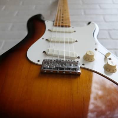 1983 Fender Bullet S-3 - Fullerton USA - Sunburst w/ Maple Fretboard  & HSC for sale