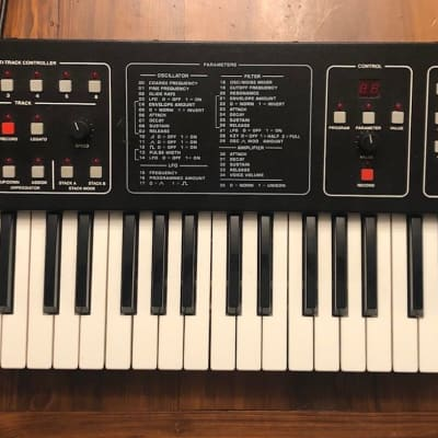 Sequential Circuits Six Trak Sound Programming