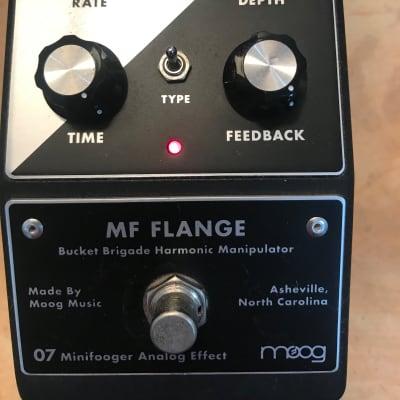 Moog Minifooger MF Flange for sale