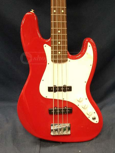 Fender Jazz Bass Made In Mexico Squier Series