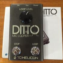 TC Helicon Ditto Mic Looper image