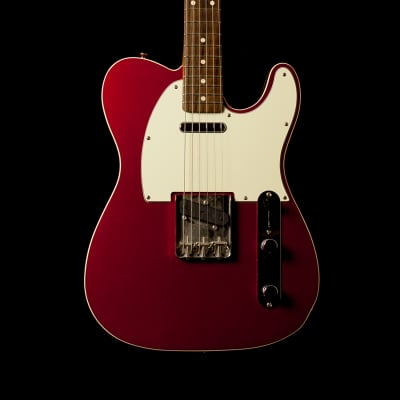 Fender Telecaster Custom '62 Reissue Candy Apple Red 2012 for sale