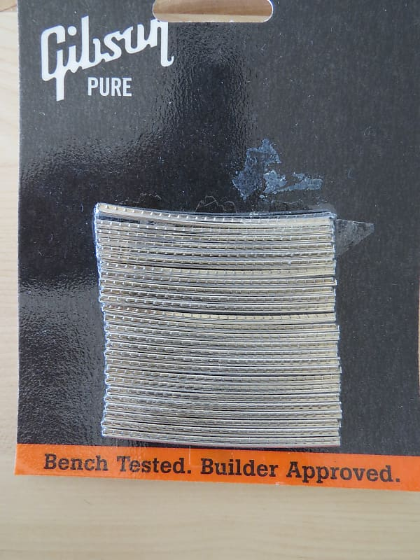 gibson original equipment pre cut fret wire 26 pieces reverb. Black Bedroom Furniture Sets. Home Design Ideas