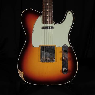 Fender Custom Shop '60 Reissue Telecaster Custom Relic