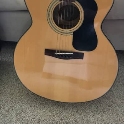 Fender SJ-65S 1998 Spruce/Flame Maple for sale