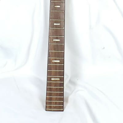 VERY NICE VINTAGE 1960's Kingston Bass Guitar Neck, Flamed Maple & Brazilian Rosewood! for sale