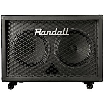 Randall RD212 V30 Diavlo Guitar Speaker Cabinet (120 Watts, 2x12