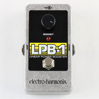 ELECTRO HARMONIX LPB-1 LINEAR POWER BOOSTER for sale