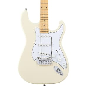 G&L Limited Edition Tribute Series Legacy with Maple Fretboard Olympic White