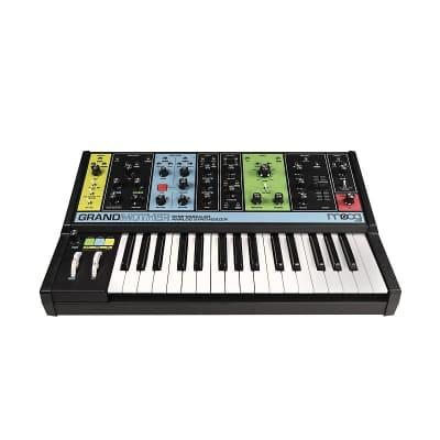 Moog Grandmother Semi-Modular Synthesizer