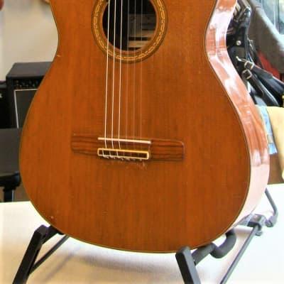 Guitare classique de Jean-Marie Fouilleul , modèle Grand concert 1991 for sale