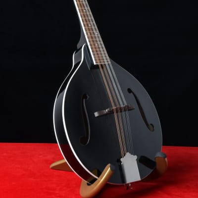 Rover RM-50B Black A-Model Mandolin for sale
