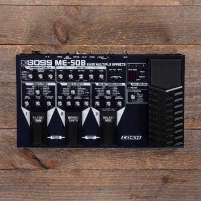 Boss ME-50B Bass Multiple Effects w/ COSM USED for sale