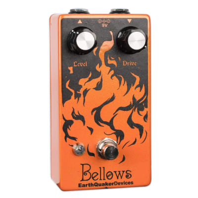 EARTHQUAKER DEVICES BELLOWS DIRT DEVICE for sale