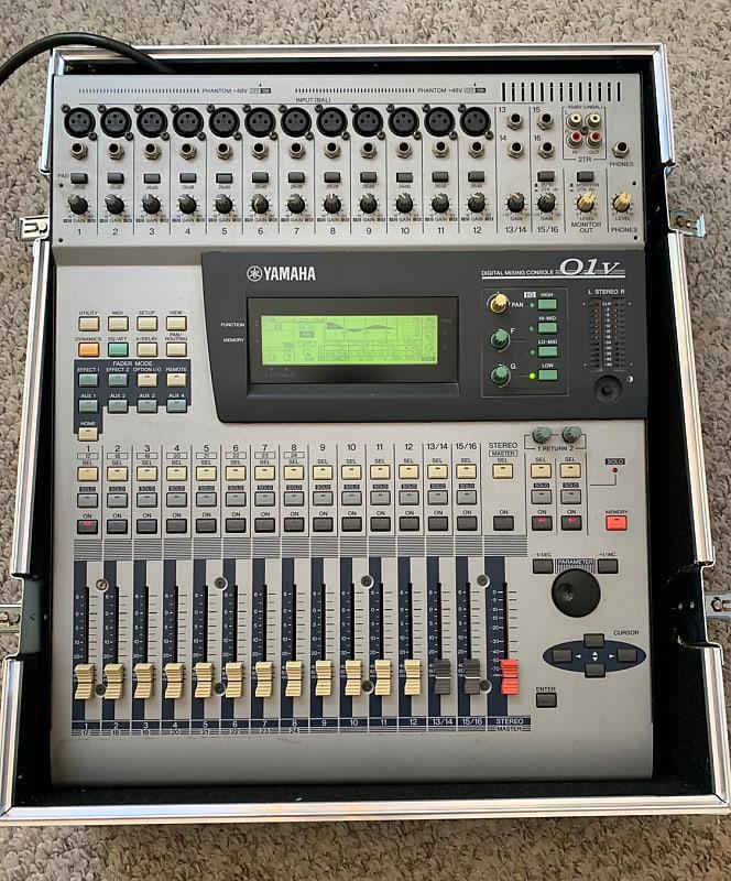 Yamaha 01v Digital Mixer Software : yamaha 01v digital mixer dan the music man reverb ~ Vivirlamusica.com Haus und Dekorationen