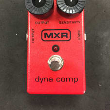MXR Dyna Compressor Red
