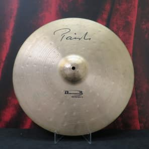 "Paiste 20"" Dimensions Deep Full Ride Cymbal"