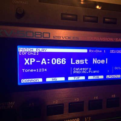 Roland XV-5080 (NEW) LED Graphic Display !