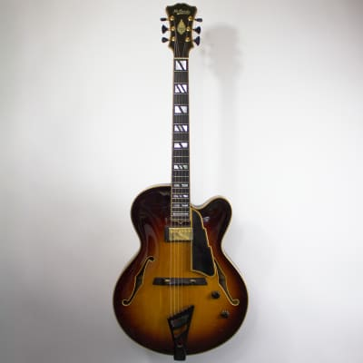 McCurdy Kenmare Used Archtop Single Neck Pickup W/Mono Gig Bag for sale