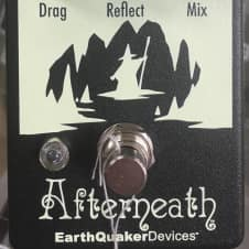 EarthQuaker Devices Afterneath 2017