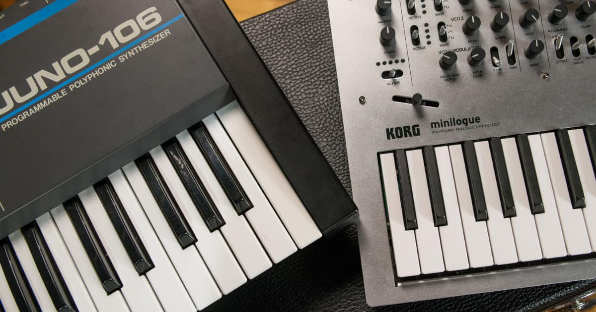 The Best-Selling Synths and Keyboards of 2016