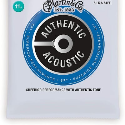 Martin MA130 Authentic Acoustic Guitar Strings