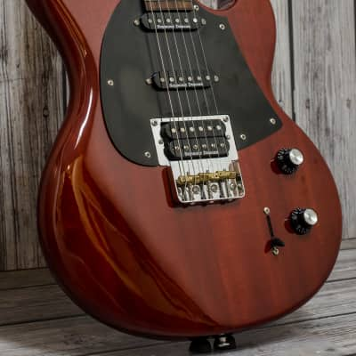 Shergold Masquerader SM02-SD SD Cherry Gloss for sale