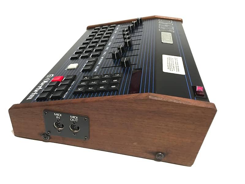 vintage 1980 39 s oberheim dmx dx analog digital midi i o reverb. Black Bedroom Furniture Sets. Home Design Ideas