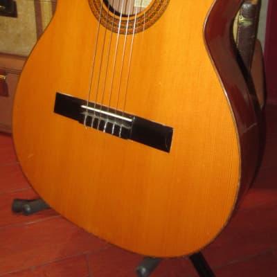 Pre-Owned Antonio Lorca Model 8 Classical Nylon String Guitar for sale