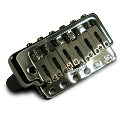 Wilkinson Contemporary 6 Hole Tremolo Chrome