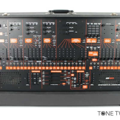 ARP 2600 Analog Synthesizer Meticulously Refurbished 2601 VINTAGE SYNTH DEALER