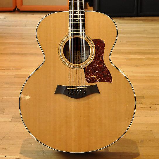 taylor 355 12 string jumbo acoustic guitar reverb. Black Bedroom Furniture Sets. Home Design Ideas