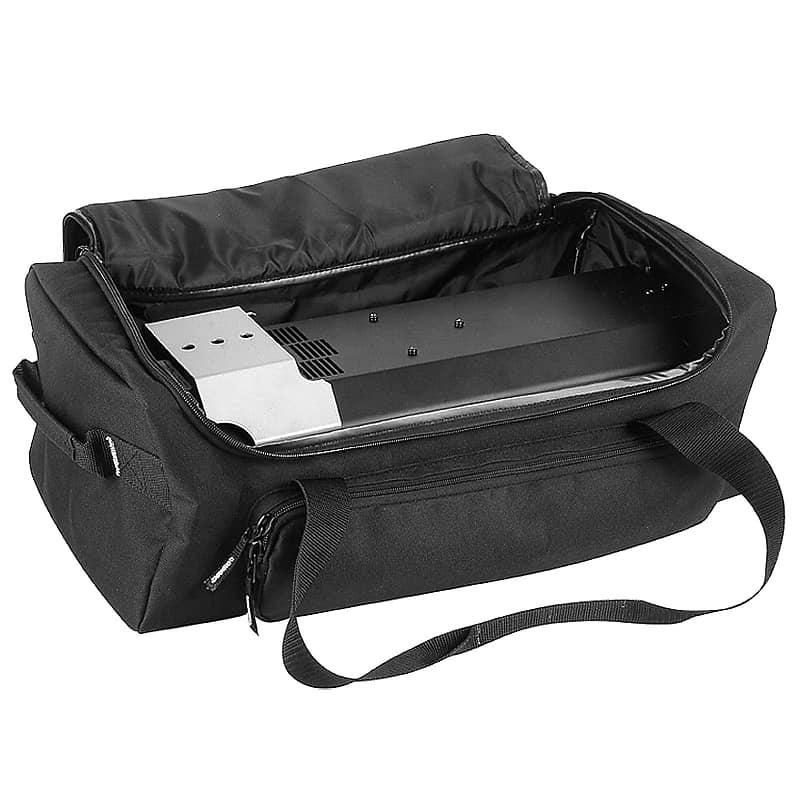 "Arriba AC-135 DJ Band Padded Lighting Scanner Travel Bag Case 19.5x10.5x7.5/"""
