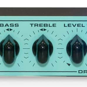 Tech 21 GED-2112 Geddy Lee SansAmp Rackmount Bass Guitar Preamp w/ Effects Loop for sale