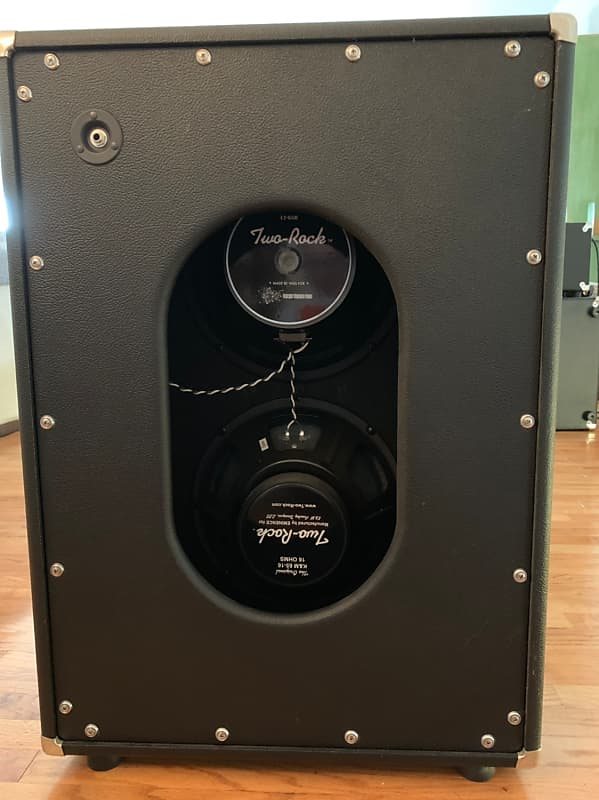 Description Shop Policies Excellent Condition Two Rock 2x12 Speaker Cabinet
