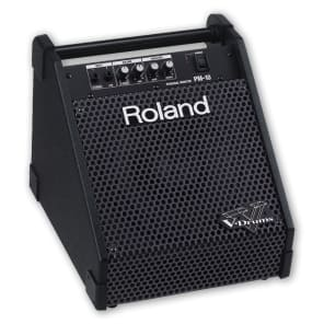 """Roland PM-10 30-Watt 2x10"""" Personal Drum Amplifier for V-Drums"""