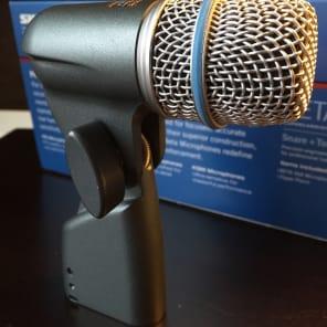 Shure BETA 56A Compact Dynamic Drum Microphone