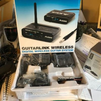 Alesis GuitarLink Wireless Portable Guitar Wireless System