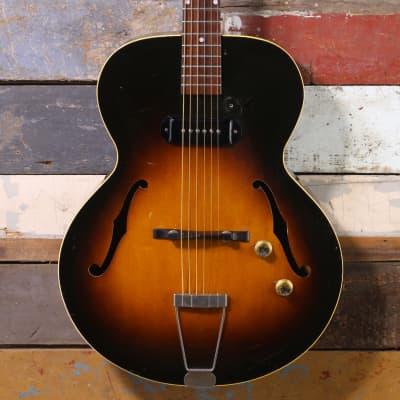 Dating en Gibson 125 med serie nummer