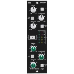 Solid State Logic 611DYN 500 Series Dynamics Module