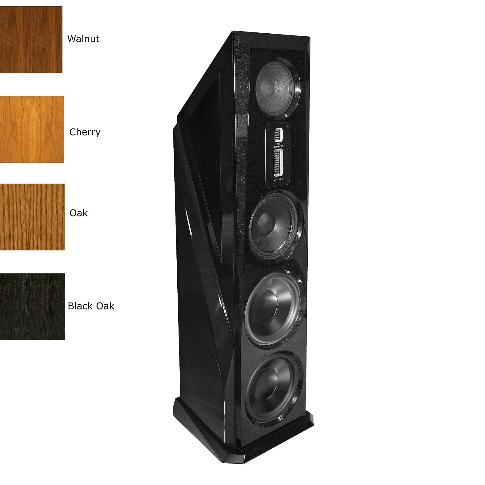 Legacy Audio AERIS Floor Speakers (Pair) - Walnut