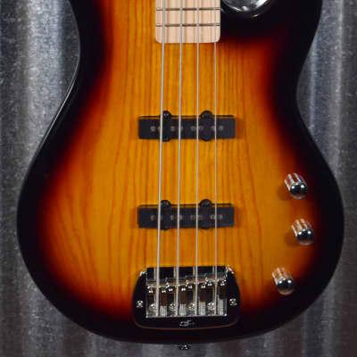 G&L Tribute JB-2 4 String Jazz Bass 3 Tone Sunburst JB2 #6026 Used