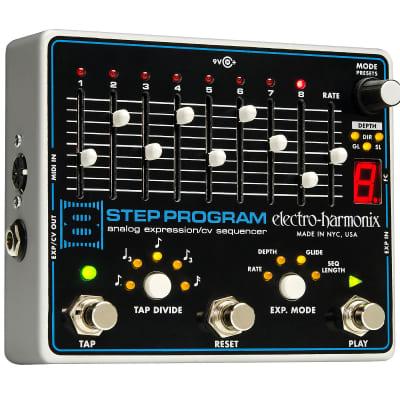 Electro-Harmonix 8 Step Program