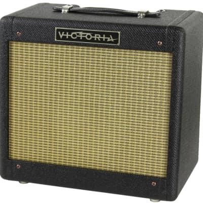 Victoria Amplifier 518 1x8 Combo, Black Tweed for sale