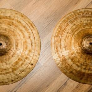 """Istanbul Agop 16"""" 30th Anniversary Hi-Hat (Pair)"""