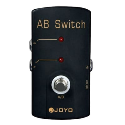 Joyo JF-30 AB Switch Effect Pedal for sale
