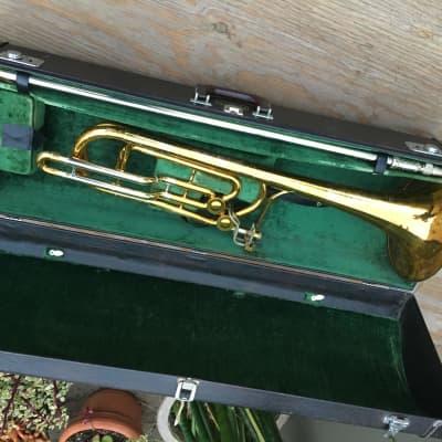 King 2107 7B Bass Trombone | Reverb