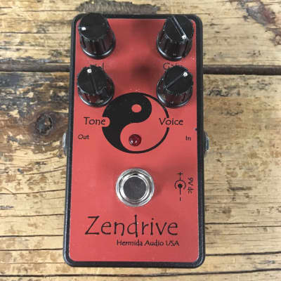 Lovepedal Special Edition Zendrive