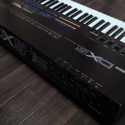 Rare Yamaha DX-5 in Excellent Condition, 2 original ROM, Serviced !
